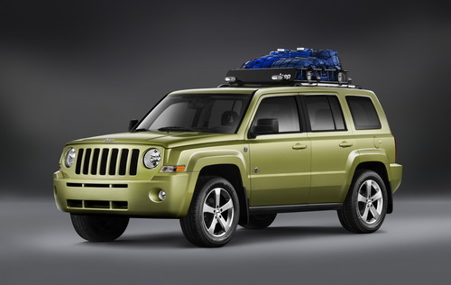 jeepsuv车型_克莱斯勒揭秘两款jeep最新suv车型