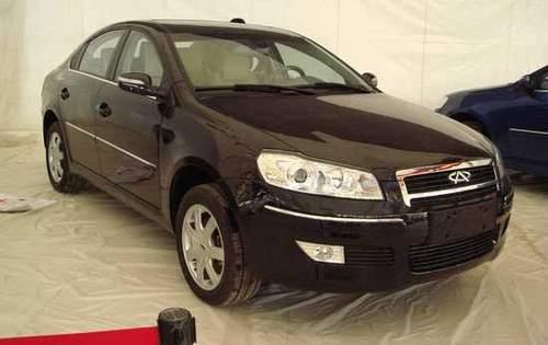 奇瑞汽车发展史-奇瑞发展战略大调整 新车型将暂缓推出高清图片