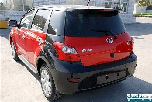 长城炫丽将推出运动版车型