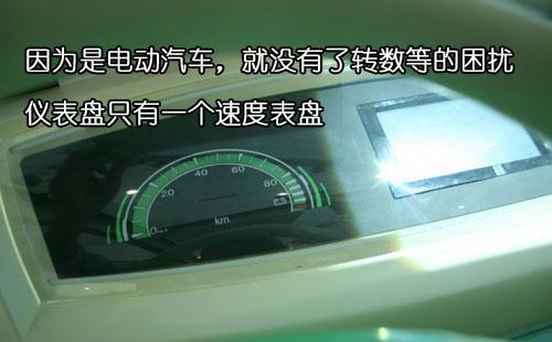 长城也造电动车 长城欧拉亮相广州车展高清图片