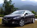 年轻动感全升级 国产前试驾Mazda6睿翼