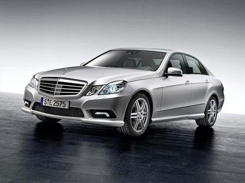 奔驰新e级amg套件发布 coupe版图片曝光高清图片