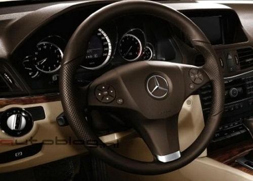 奔驰新E级AMG套件发布 Coupe版图片曝光
