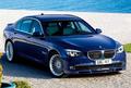 双涡轮增压版 Alpina改装新一代宝马7系