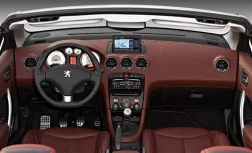 抢先试驾09款标致308CC全文 标致 汽车点评高清图片