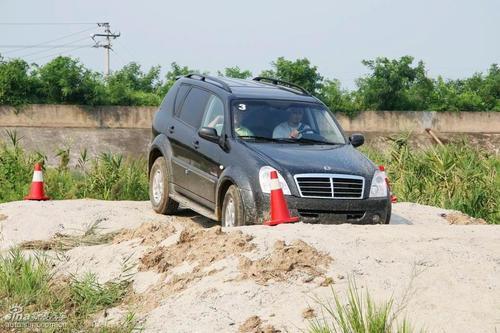韩国第一品牌--经验双龙全系SUV车型
