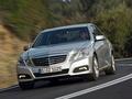 发动机强劲且舒适 试驾2010款奔驰E550