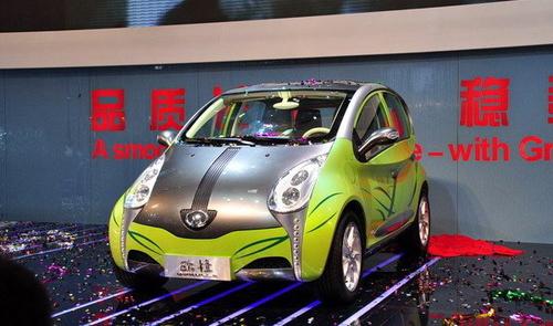 长城三款新车发布 突出轿车优势高清图片