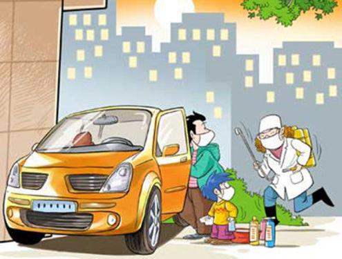 65 车主是汽车文盲 缺乏基本汽车常识 高清图片