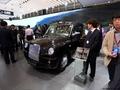 20.8万元起 上海英伦TX4经典商务车上市