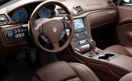 rismo S自动挡车型 试驾 汽车点评 -成熟的诱惑 试驾玛莎拉蒂S自动档高清图片