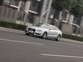 轻松舒适的驾驶感受 试驾奥迪A5 3.2