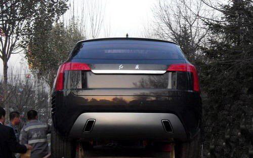 定位高端SUV 一汽红旗SUV计划明年推出全文 汽车点评 -定位高端高清图片
