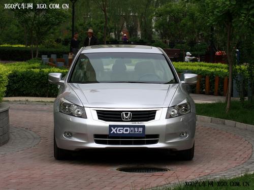 第八代雅阁可以说是广汽本田08年最成功的产品-1家1辆成名车 消费者