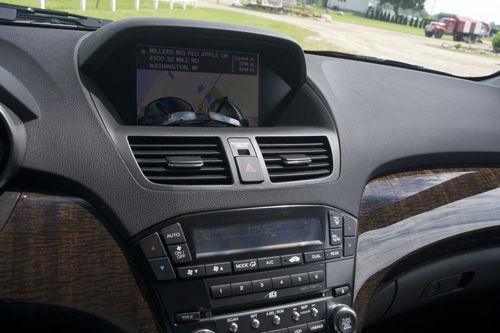 试驾2010款Acura讴歌MDX全文 本田 汽车点评高清图片