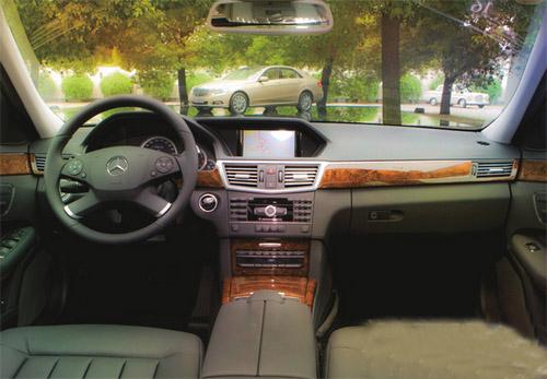 深度评测新一代奔驰e300
