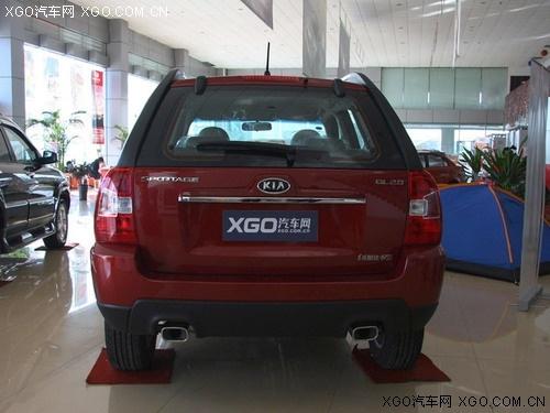 国产SUV新军 东风悦达起亚狮跑多图实拍高清图片