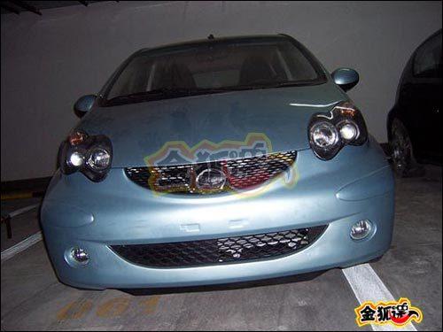 就卖2万 比亚迪超低价车f1量产版曝光全文 比亚迪高清图片