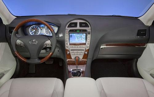 合24.36万起 新雷克萨斯ES350美国售价