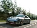 直喷发动机+双离合 试保时捷911 Turbo