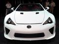 2011年初上市 雷克萨斯LF-A量产车亮相