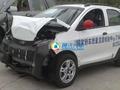 11月15日上市 奇瑞瑞麒X1碰撞测试曝光