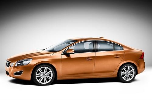 全新沃尔沃S60-2010北美车展5款热门车国产可能性分析高清图片