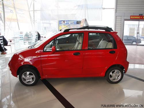 新三缸发动机 2010款奇瑞qq3明年上市