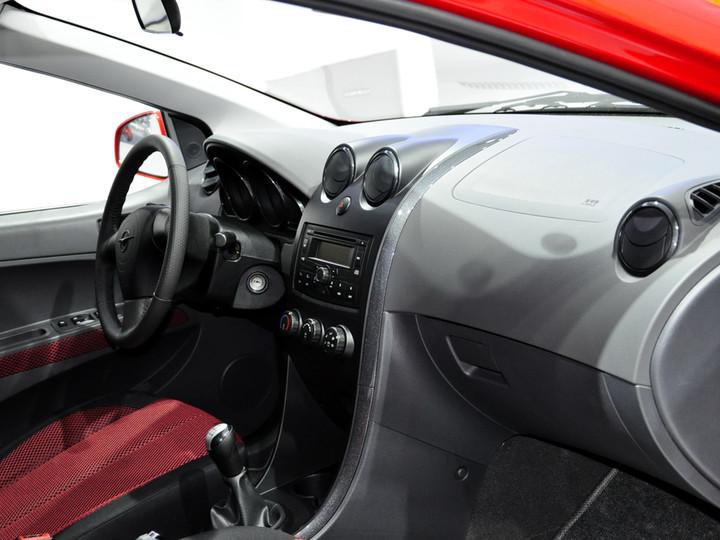 家轿后排时代 海马M2定名丘比特 图3高清图片
