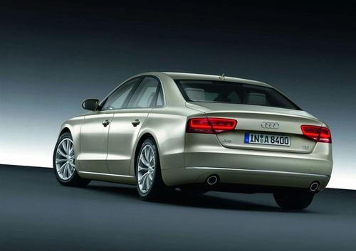 A8L明年推出 全新一代奥迪A8正式发布