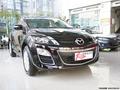 马自达CX-7武汉售红色车 提车附加3万元