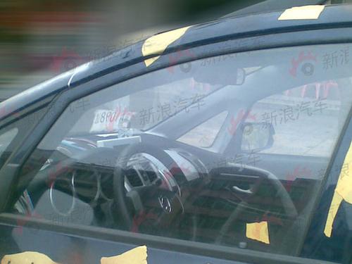 将于明年推出 长安悦翔MPV车型谍照首曝