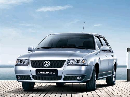 桑塔纳3000价格更低 志俊1.6L即将推出