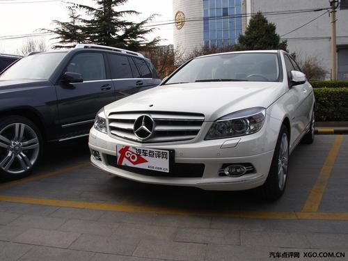 购车新优惠 奔驰C送全年价值1.4万保险