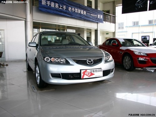 老款马自达6现车销售 全包价17.8万元