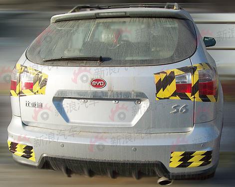 预计售价15万起 比亚迪首款SUV S6详解