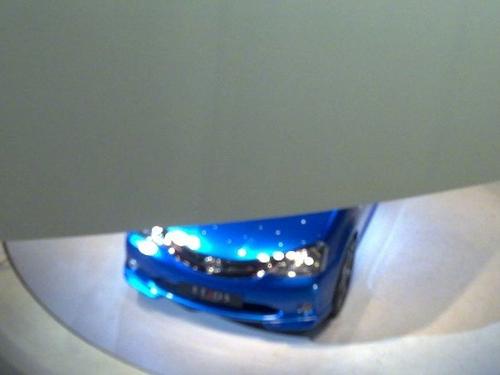 年底即将投产 丰田Etios实车首次曝光