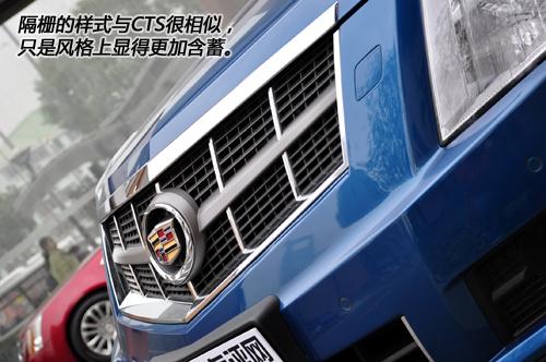 成功的转型!测试凯迪拉克新一代SRX