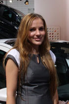2010北美车展车模