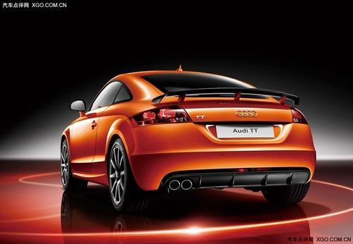 日光橙彰显激情 奥迪TT典藏版车型上市