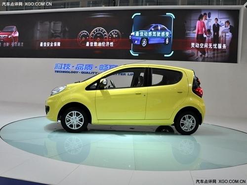 预计售价3.5-5万 奔奔mini将于3月上市