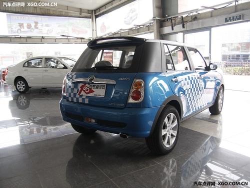 首款SUV/电动车 力帆今年将推两款新车
