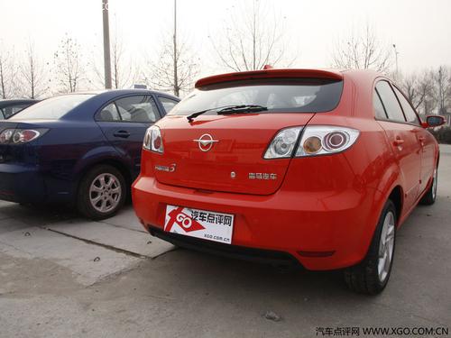 4月推首款SUV 海马2010年新车计划曝光