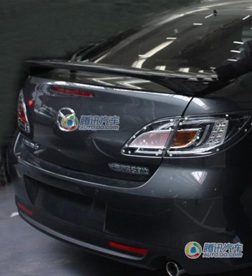 北京车展亮相 睿翼轿跑车外观首次曝光