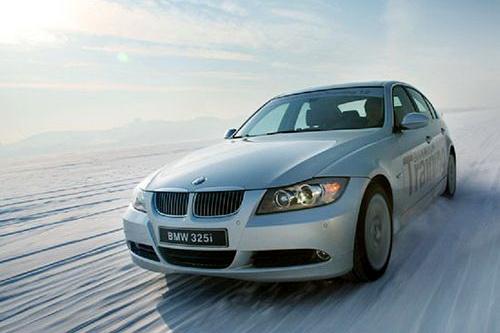 冰雪路面驾车技巧 - 山野幽兰 - 山野幽兰的博客