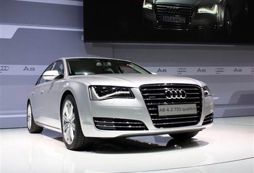绝不是轻混车 奥迪A8混合动力版3月发布