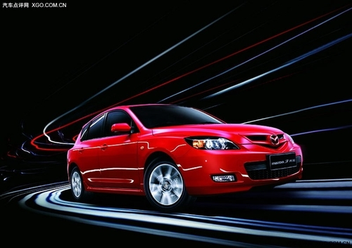进口Mazda3两厢冲击两方阵营18日发布