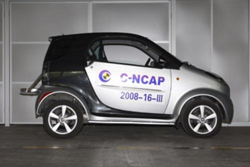多数仅为两星 微型车C-NCAP成绩全分析