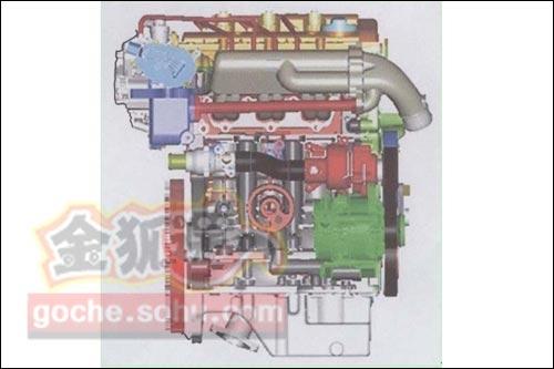 现身新车目录 奇瑞1.0D柴油发动机曝光