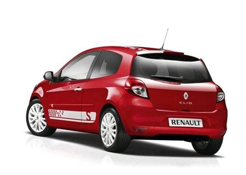 三种动力配备 雷诺推出新款Clio S车型